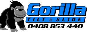 Gorrila Tilt and slide